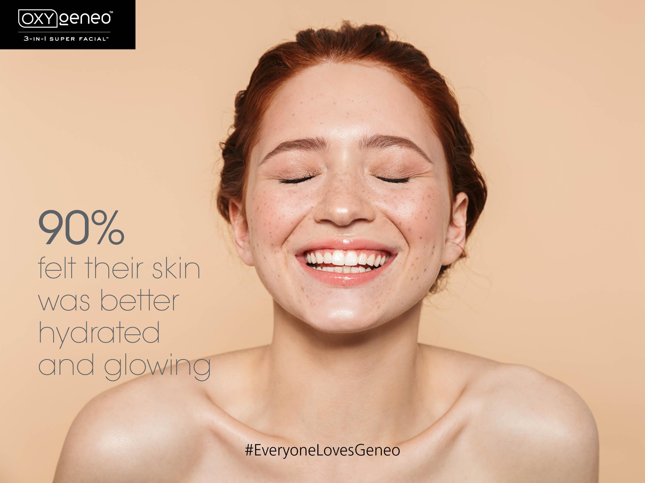 Oxy-Geneo Facials at Beauty Beyond Skin Deep